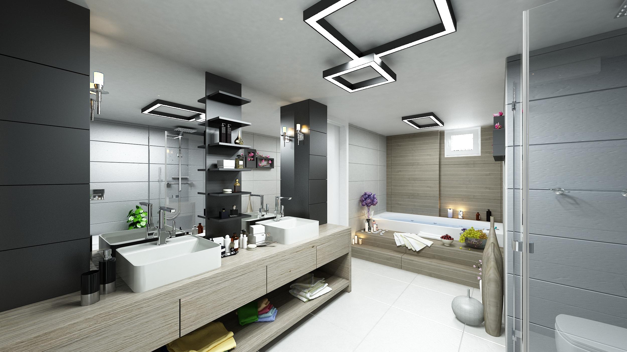 Banyo Tasarımları